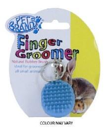 Small Animal Finger Groomer