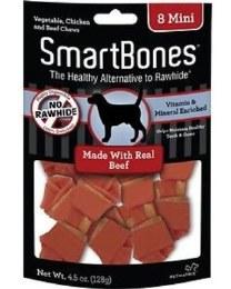 Smartbones Beef Mini 8 Pack