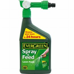 Evergeen Spray & Feed Lawn Food 1L