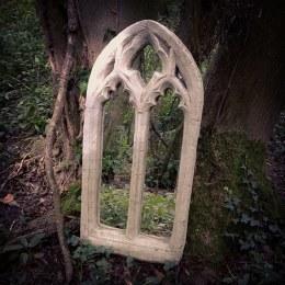 Stone Mirror  XL 80cm