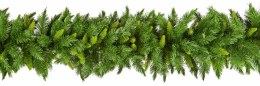 10ft Christmas Garland Green XL 300cm x 35cm