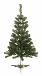 90cm Artificial Christmas Tree Value Green