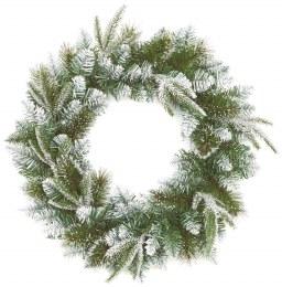 20 Inch Fairmont Artificial Christmas Wreath