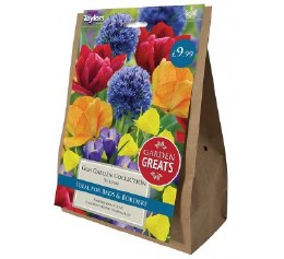 Taylor's Bulbs Gem Garden Collection 50 pack