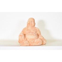 Terracotta Buddah 36 x 34cm