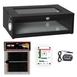 Terrainium Kit Black 46 x 29 x 15cm