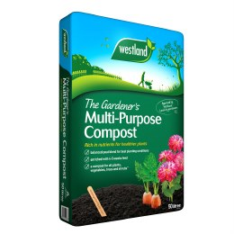 The Gardener's Multi Purpose Compost Bale 70 Litre