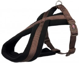 Trixie Premium Touring Dog Harness Extra Large Mocca