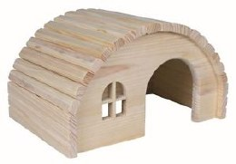 Trixie Wooden House for Guinea Pigs