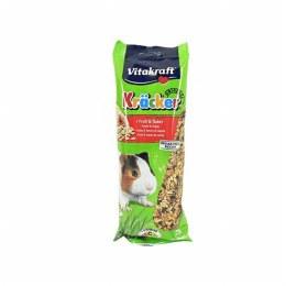 Vitakraft Guinea Pig Fruit Flake Sticks 2 Pack