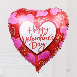 Add Happy Valentine's Day Balloon