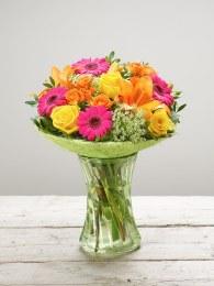 Vibrant Fizz Vase Plus