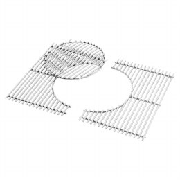 Weber Gourmet BBQ System Stainless Steel Grate For Spirit 3 Burner - 7586