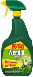 Weedol 800ml Lawn Weedkiller Gun