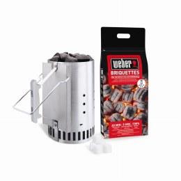 Weber Charcoal Chimney Starter Set - 17631