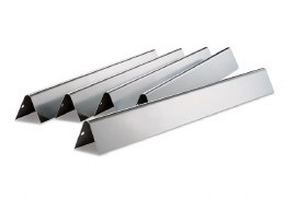 Weber Flavorizer Bars Stainless Steel 5 PackFor  Spirit E/S300 Series Pre 2013 Model & Genesis Silver Gold B & C - 69503