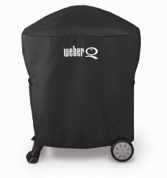 Weber Q1000 & Q2200 Cover Suitable For Portable Or Permanent Cart - 7120