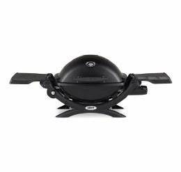 Weber Q 1200 Gas Barbecue Black