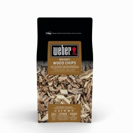 Weber Wood Chips Whisky Oak - 700g