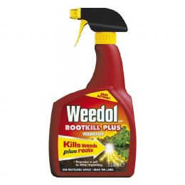 Weedol Rootkill Plus Ready To Use Weedkiller 1 Litre
