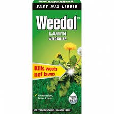 Weedol Lawn Weedkiller Liquid Concentrate 1L