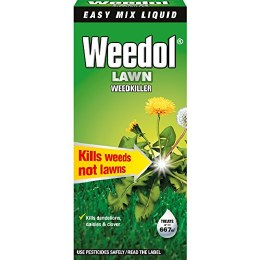 Weedol  Ready To Use Lawn Weedkiller 500ml