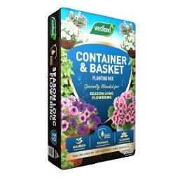 Container & Basket Planting Mix 50 Litre