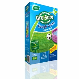 Westland Gro-Sure Tough Grass Seed 10m2 with 50% Free