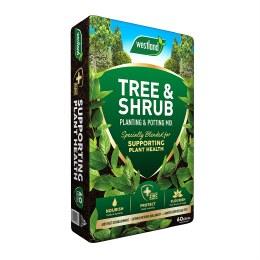 Westland Tree & Shrub Planting Compost Mix 60 L