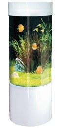 Column Acrylic Aqua White 147L