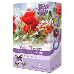 Bee Friendly - Wildflowers Classic Meadow Mix