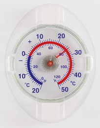 Gardman Window Thermometer