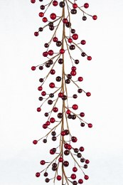 Christmas Classic Mix Berry Garland 150cm