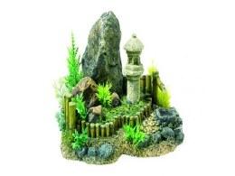 Aquarium Ornament Classic Zen Garden