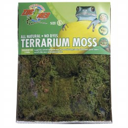 Zoo Med Terrarium Moss  Small  1.64 Litres