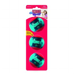 KONG Squeezz® Action Ball Red Medium