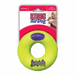KONG Airdog® Squeaker Donut Large