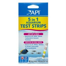 API Test Strip 5 in 1