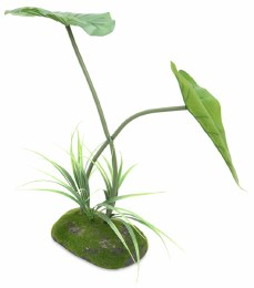 ProRep Artificial Philodendron Montera, 45cm