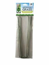 Kelkay Artificial Grass Ground Pegs 5Pk