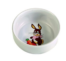 Bowl Rabbits Ceramic