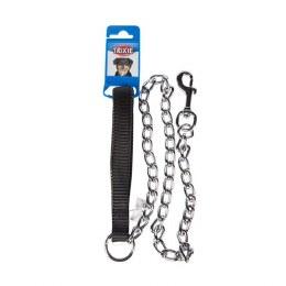 Chain Lead Black .1m Nylon