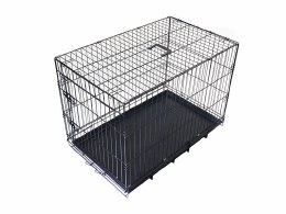 Cheeko Flatroof Dog Crate Medium