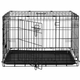 Cheeko Flatroof Dog Crate XS