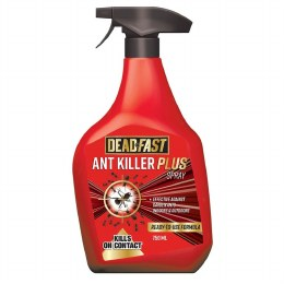 Deadfast Ant Killer Ready To Use Spray 750ml