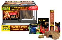 Exo Terra Leopard Gecko Starter Kit 45 x 45 x 30cm