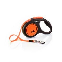 Flexi Neon S Tape 5m Orange