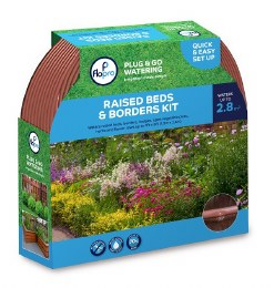 Flopro Plug & Go Raised Beds & Borders Water Kit