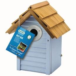 Gardman Beach Hut Nest Box