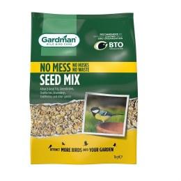 Gardman No Grow Seed Mix 2kg